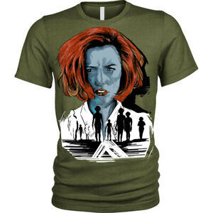 The-truth-will-save-you-T-Shirt-X-Files-scully-Unisex-Mens