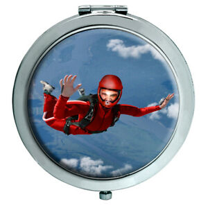 Skydiving-Compact-Mirror