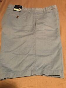 Saddlebred-Men-s-Shorts-Bubble-Blue-38