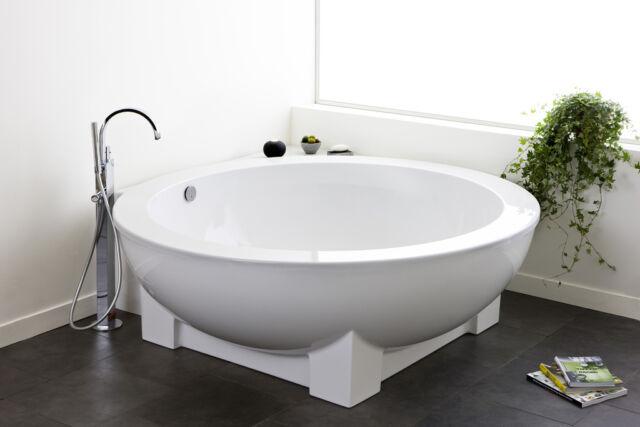 Hoesch Michael Graves Freestanding Bathtub Dreamscape 1800 Corner ...