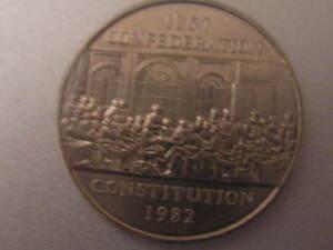 1982-Canada-Constitution-Rare-One-Dollar-Coin