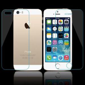 100-Authentique-Protection-Ecran-en-Verre-Trempe-Avant-et-arriere-pour-iPhone-6