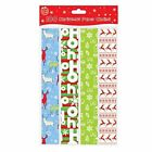 100 Make Your Own Kit Kids Childrens Christmas Craft Paper Chains Decorations 9588