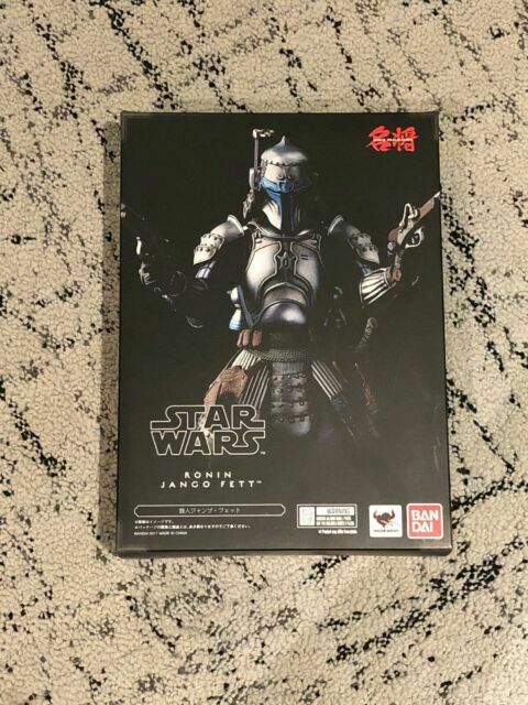 Bandai Star Wars Movie Realization ronin Jango Fett In Stock from Japan