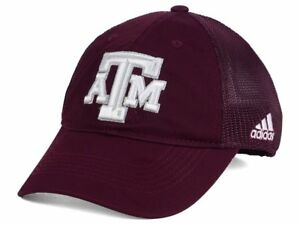 timeless design 64d4d de5d1 Image is loading Texas-A-amp-M-Aggies-adidas-NCAA-Coach-
