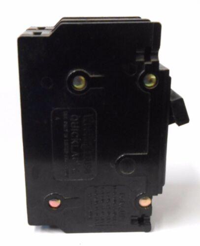 WESTINGHOUSE QUICKLAG-C CIRCUIT BREAKER 10 AMP 2 POLE 120//240 VAC