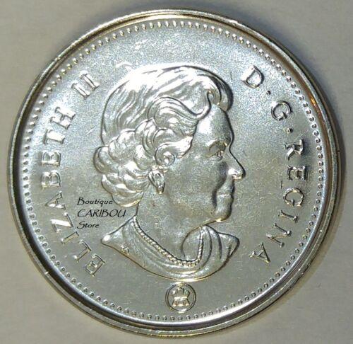 2006 RCM Logo Canada 5 Cents BU
