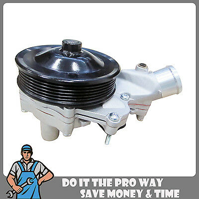 New  Water Pump Fits 2010 2014  Land Rover LR4 Range Rover Sport 5.0L  LR033993
