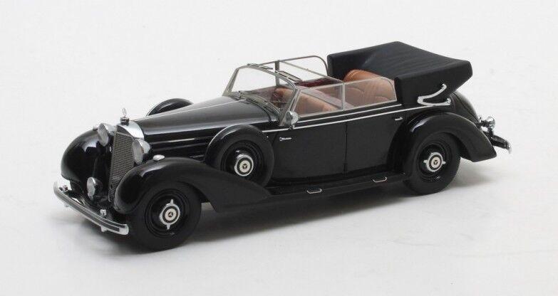 Matrix MAX41302-121 - Mercedes 770 cabriolet noir - 1938  1 43