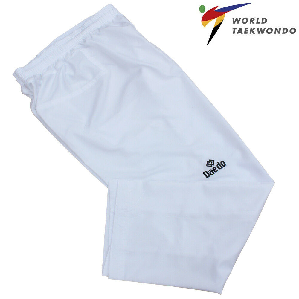 DAEDO ULTRA-LIGHT Fighter Taekwondo Pants Daedo Taekwondo Gi WTF Uniform Pants