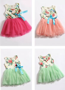 1pc-Girl-Kids-Baby-Toddler-Pretty-Floral-Bowknot-Dresses-Tutu-Clothing-6-36M