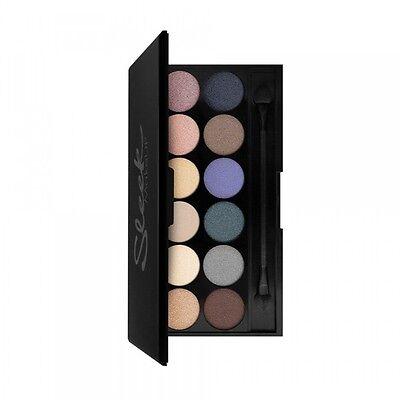 Sleek Makeup Make Up I-Divine 12 Colour Eyeshadow - Storm