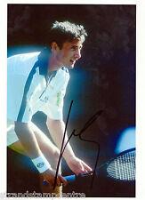 "Juan Carlos Ferrero Colour 10""x 8"" Signed Tennis Photo - UACC RD223"