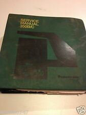 350 B/C Service Manual Payhauler Corp