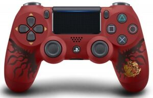 PS4-controller-DUALSHOCK-4-Monster-Hunter-World-Liolaeus-Edition-With-Tracking