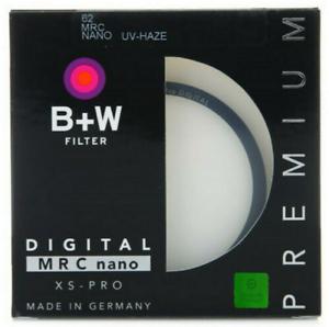 B+W 67mm XS-PRO MRC Nano UV Haze Protective UV Filter Ultra-thin Camera Lens