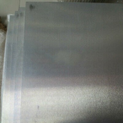 "1 Piece Magnesium Mg Alloy AZ31B Plate Sheet 1mm x 100 mm x 100mm 4"" x 4/"""