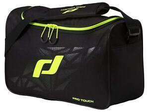 Details about Pro Touch Sports Shoulder Bag Force Black Green