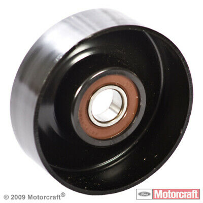 Stripped Chassis MOTORCRAFT YS-385 Drive Belt Idler Pulley-Motor Home