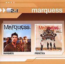 Marquess/Frenetica (2in1) von Marquess | CD | Zustand akzeptabel