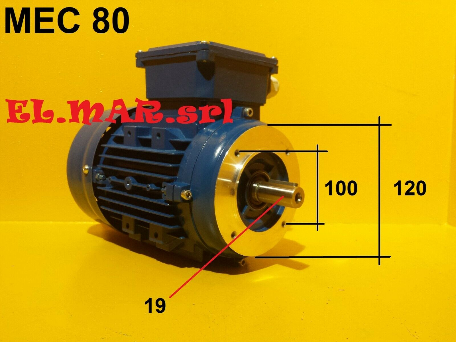 Motore Motore Motore Elettrico Monofase Flangiato B 14 giri 2800 1400 900 rpm poli 2 4 6 230 V | Lavorazione perfetta  | 2019 Nuovo  | Eccellente valore  488f5c