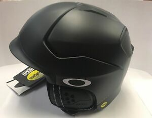 2fac1c29df NEW! Large Oakley MOD5 MIPS Snow Helmet Matte Black 99430MP-02K ...