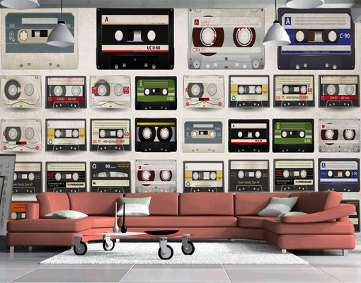 3D Magnetic Tapes 85 Wall Paper Murals Wall Print Wall Wallpaper Mural AU Kyra