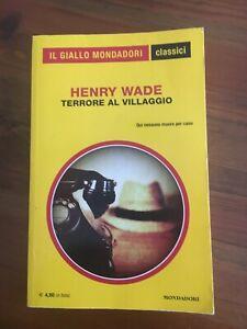 Giallo-Mondadori-classici-1359-Henry-Wade-terrore-al-villaggio