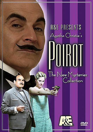 Agatha Christie's Poirot - The New Mysteries Collection (DVD, 2005, 4-Disc Set)