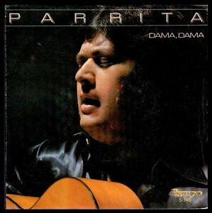 PARRITA-SPAIN-7-034-OLYMPO-1982-DAMA-DAMA-DAMA-DAMA-PROMO-SINGLE-45-RPM