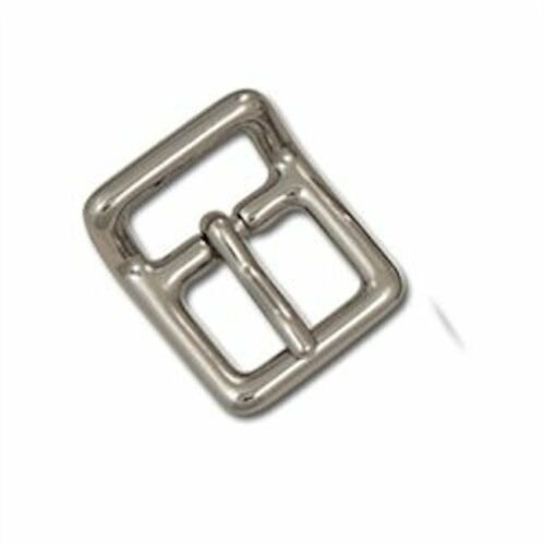 """Linden Strap Buckle Nickel Plate 5//8/"""" 11402-01 by Tandy Leather"""