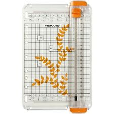 Fiskars Portable F5446 SureCut A5 /A4 Paper/Card Trimmer Cutter Cardmaking