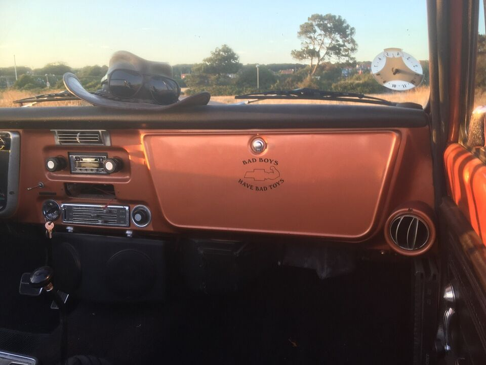 Chevrolet Blazer, 5,7 V8 aut., Benzin