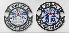U.S. AIR FORCE PATCH - VINTAGE 3711TH BASIC MILITARY TRAINING SQUADRON