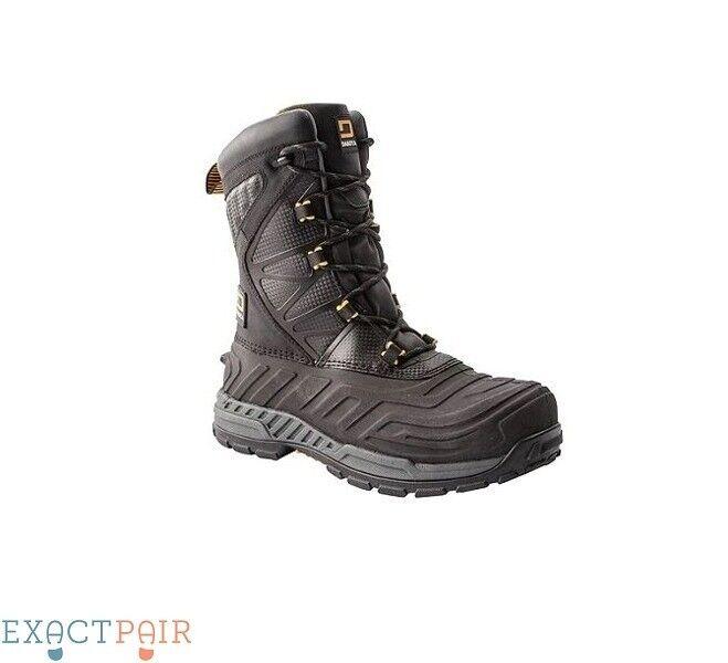 DAKOTA Men's 8907 Composite Toe Composite Plate Transitional Boots Size