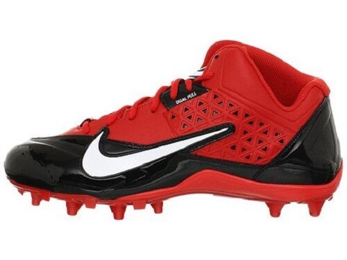 Nike  - alpha - - - strike 3 / 4 ( - stollen, 579370 016 n 12.5-13.5 blk / r 0288a7