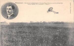 CPA-47-MIRAMONT-AERODROME-DE-BOUILHAGUET-Gdes-FETES-D-039-AVIATION-1912-PIERRE-BEARD
