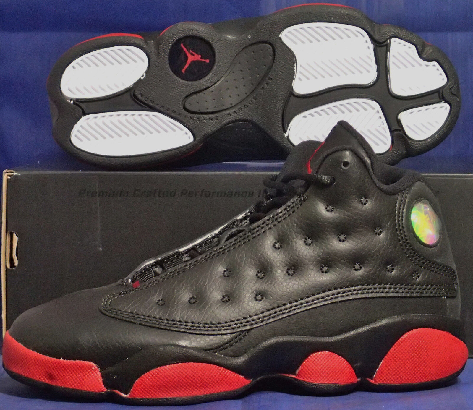 Nike Air Jordan 13 XIII Retro Black Gym Price reduction New shoes for men and women, limited time discount