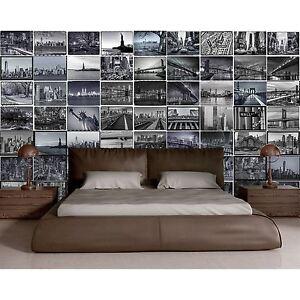 Creative-Collage-Grand-Apple-New-York-Ville-Mural-64-Piece-Papier-Peint-Nyc