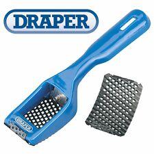 Draper 65mm x 40mm Curved Blade Multirasp Shaver Hand Work Tool 13855