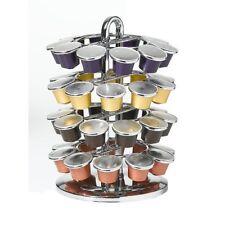 Nespresso Coffee Pods Capsules Holder Organizer Rack Storage Stand Countertop