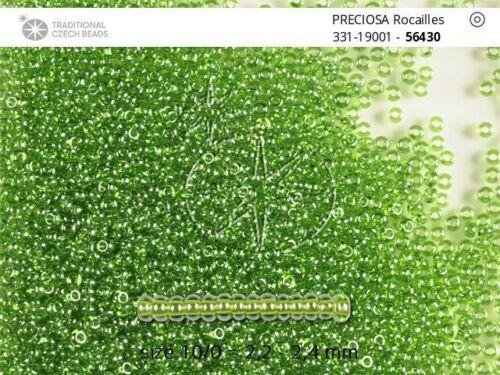 0.5 kg Czech Preciosa Rocaille 11//0 Glass Seed Beads Color 56430 Wholesale