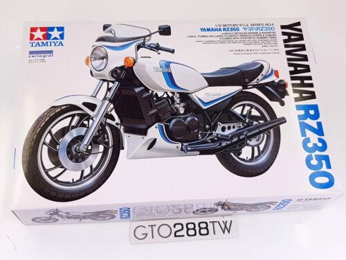 RZ RD 350 TAMIYA 1//12 scale Yamaha RZ350 motorcycle model kit #14004