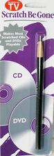 Scratch Be Gone As Seen on TV Fix Skip on Most  Dvd,CD's Quickly Easily New