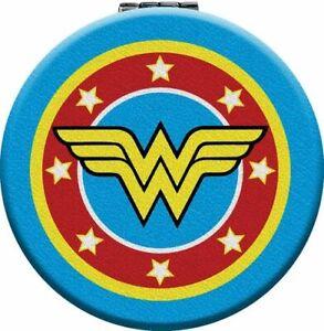 Wonder Woman Logo Round Compact Mirror