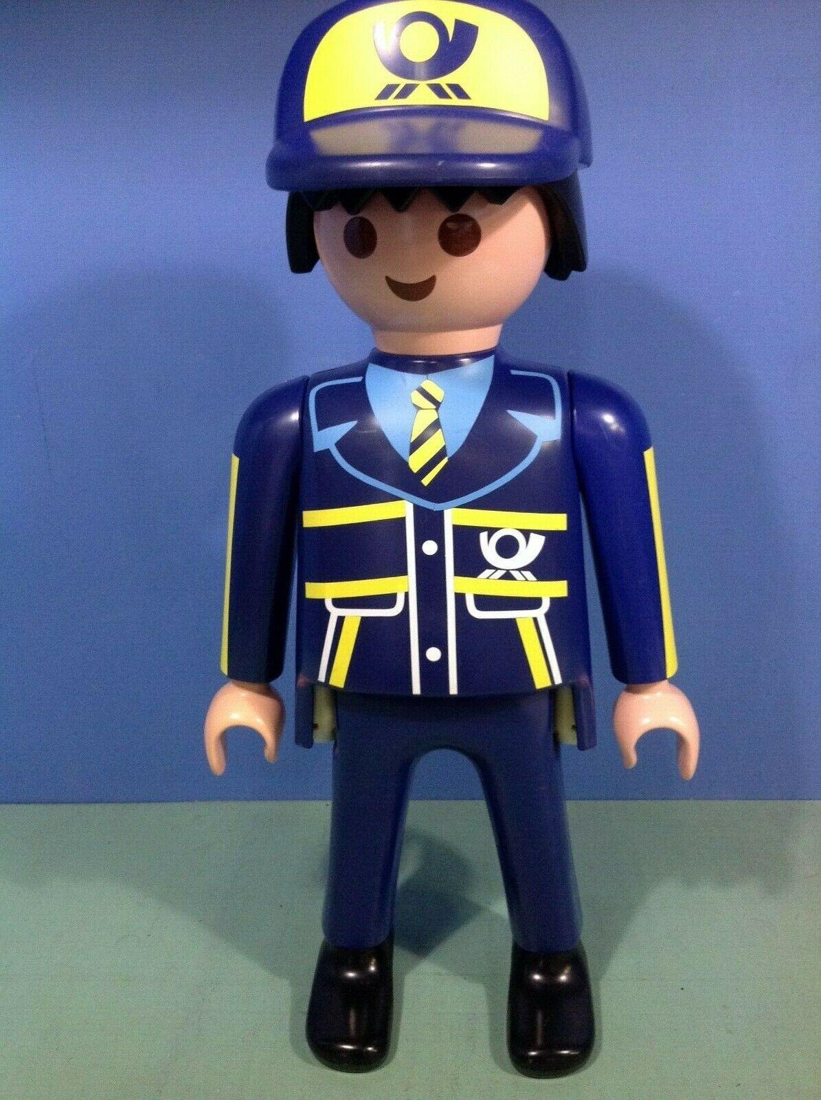 (O65.3) Playmobil figurine géante 65 cm facteur