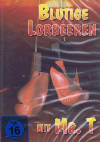 1 von 1 - DVD NEU/OVP - Blutige Lorbeeren - Mr. T & Leon Isaac