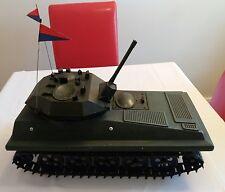 Palitoy 1972 Action Man Scorpion Tank Original flags & covers alvis GI Joe