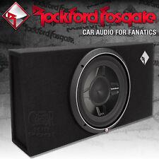 Rockford Fosgate Punch P3 P3S-1X12 flach Gehäusesubwoofer 30cm Bass Subwoofer