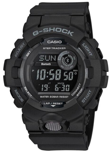 CASIO GBD-800-1BER GBD-800-1B GBD-800-1Bjf G-Shock G-SQUAD Bluetooth
